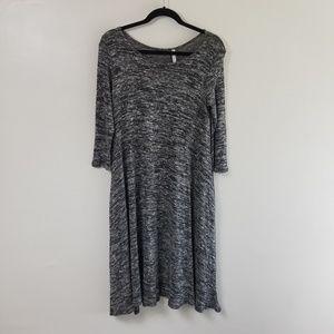 Panamex Asymetrical Knit Dress